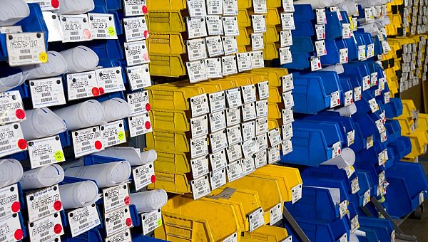 vendor managed inventory bins