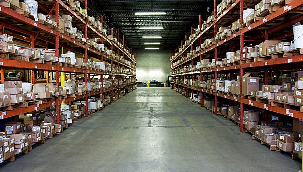 vendor managed inventory in warehouse