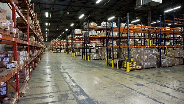 vmi warehouse inventory