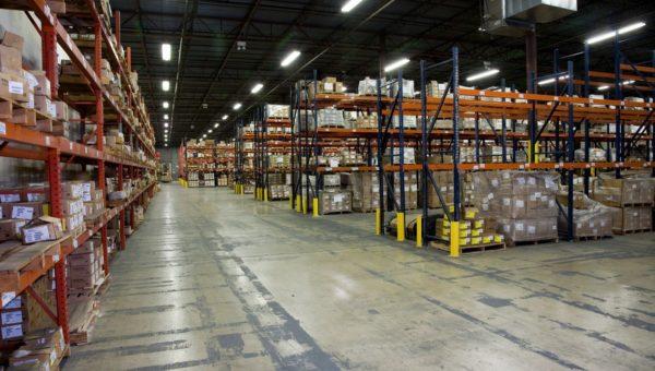 vmi warehouse inventory